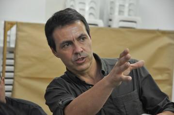 O coordenador técnico da elaboração do estudo, o biólogo Euclides Grando - Foto Marcos Magalhâes/GazetaMT